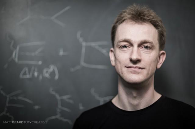 Stefan Hoeche at SLAC